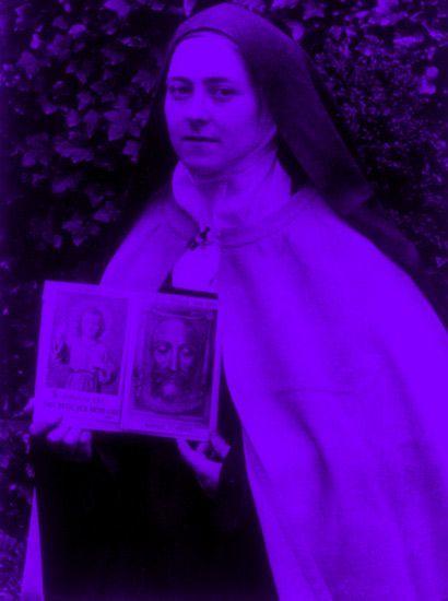 Sainte-Thérèse de l'Enfant-Jésus et de la Sainte-Face