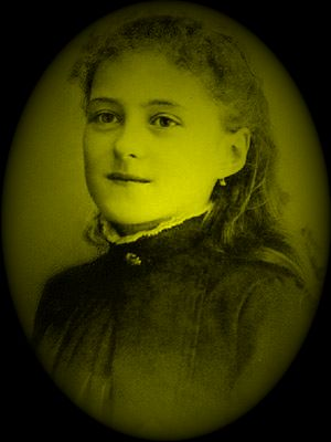 Thérèse à 13 ans