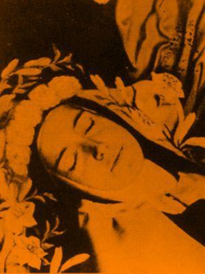 Thérèse morte