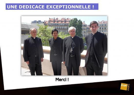 Dédicaces des Prêtres