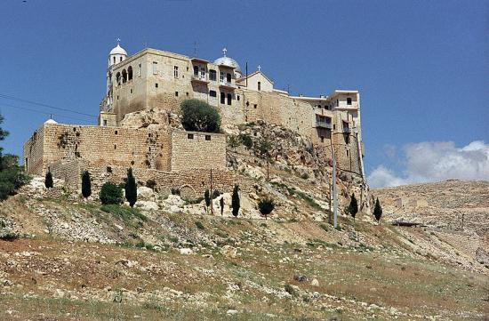 Monastère Notre-Dame de Saidnaya (Syrie)