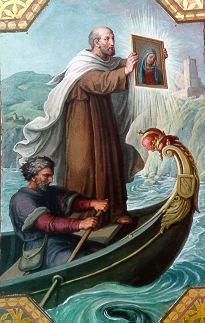 Vierge au Chef incliné, Carmel Vienne Autriche 13
