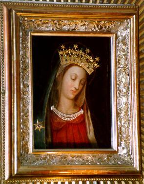 Vierge au Chef incliné, Carmel Vienne Autriche 6