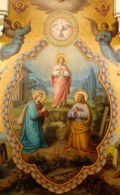 Vierge au Chef incliné, Carmel Vienne Autriche 9