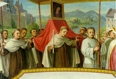 Vierge au Chef incliné, Carmel Vienne Autriche 12
