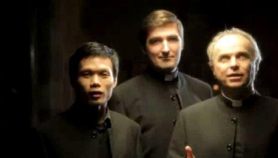 Les Prêtres - Gloria