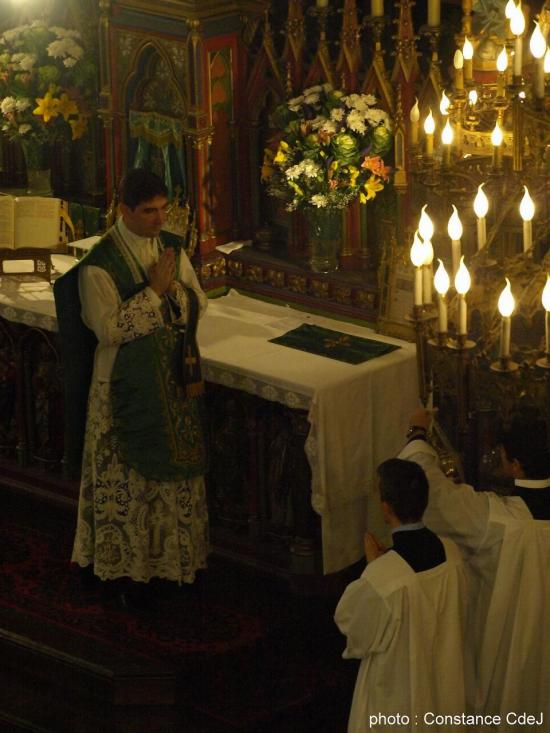 Père Charles Troesch
