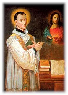 Claude la Colombière et le Sacré-Coeur de Jésus