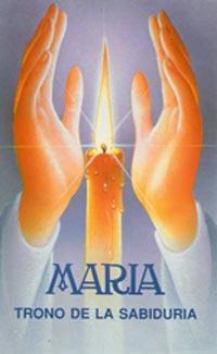 Consuelo - María, Trono de la Sabiduría